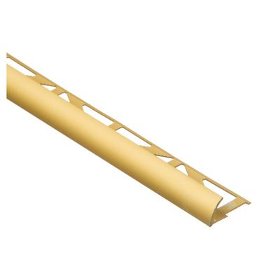 Profil wykończeniowy ZEWNĘTRZNY PÓŁOKRĄGŁY aluminiumszer. 10 EASY LINE