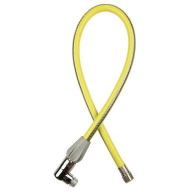"""Przewód elastyczny do gazu z szybkozłączem 1/2"""" 1250MM CR POLSKA"""