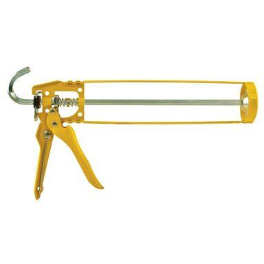 Wyciskacz do kartuszy do uszczelniaczy 310 ml żółty SOUDAL