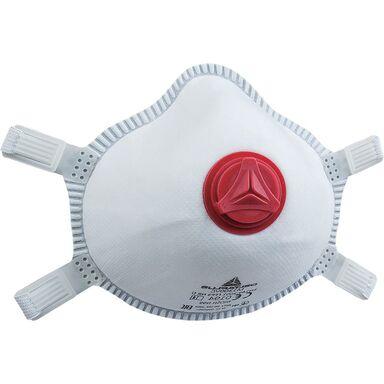 Półmaska jednorazowa z filtrem FFP3 z zaworem 1 szt DELTA PLUS