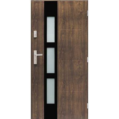 Drzwi wejściowe MEKSYK 90 Prawe PANTOR