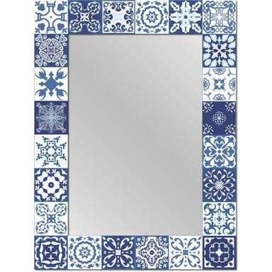Lustro łazienkowe bez oświetlenia LISBOA 60 x 80 80 x 60 cm DUBIEL VITRUM