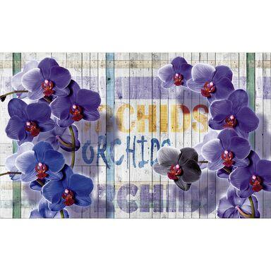 Fototapeta Fioletowa Orchidea 254 x 184 cm