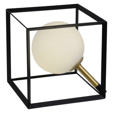 Lampka stołowa CADRE czarna 215 lm G9 NAVE