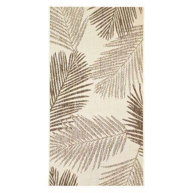 Dywan zewnętrzny Jawa beżowy 60 x 90 cm