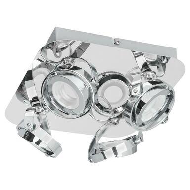 Plafon XENA chrom LED INSPIRE
