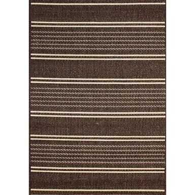 Dywan NATURELLE brązowy 60 x 100 cm MARBEX
