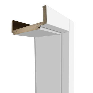 Ościeżnica regulowana do skrzydeł bezprzylgowych 70 Prawa Biała 100 - 140 mm Artens