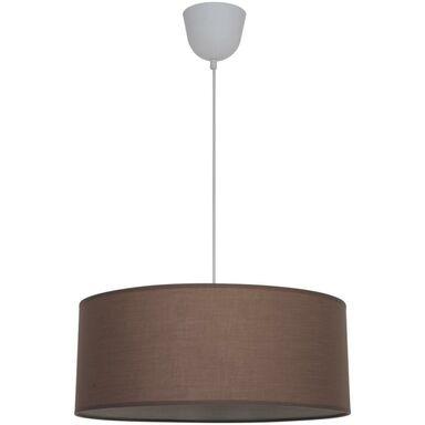 Lampa wisząca SITIA 48 cm taupe 3 x E27 INSPIRE
