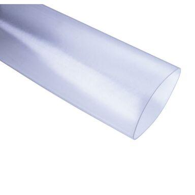 Koszulka termokurczliwa 40 mm 1 m przeźroczysta HBF