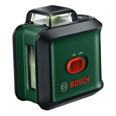 Laser liniowy krzyżowy 360 + tyczka TP320 Bosch