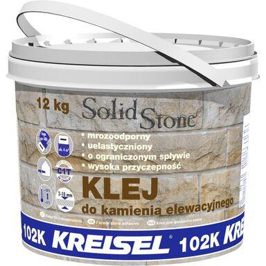Klej do kamienia elewacyjnego SOLID STONE KREISEL