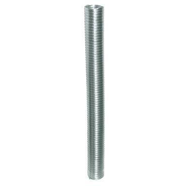 Rura odprowadzająca ALUMINIOWA WENTYLACYJNA 90 mm 2.7 mb SPIROFLEX