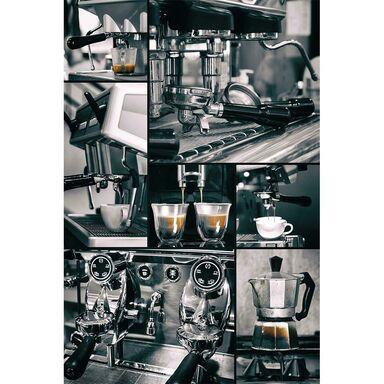 Plakat ANYONEFOR COFFEE 61 x 91.5 cm