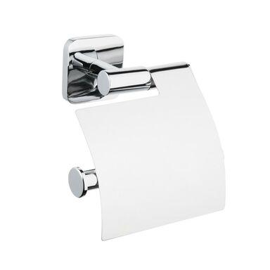 Uchwyt na papier wc z klapką FORTE BISK