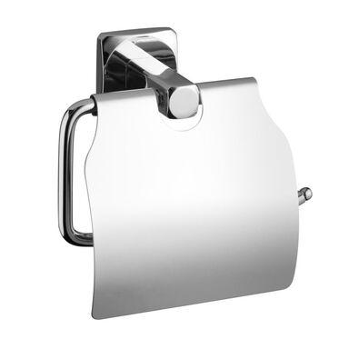 Uchwyt ścienny na papier toaletowy ICE BISK