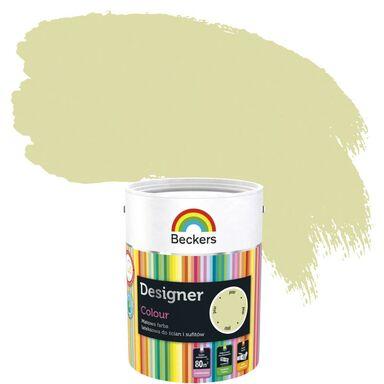 Farba wewnętrzna do ścian i sufitów DESIGNER COLOUR 5 l Pear BECKERS