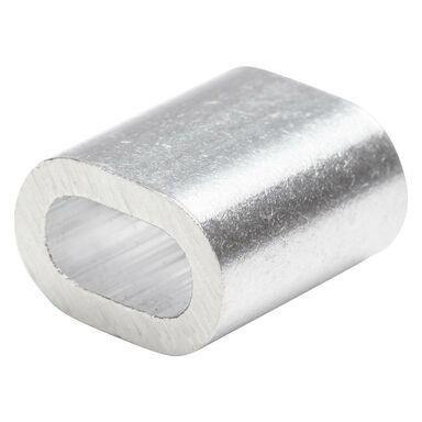 Złączka aluminiowa do liny 4 mm 4 szt. STANDERS