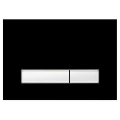 Przycisk spłukujący do stelaża VITRUM GRANDE V1 czarny KK-POL