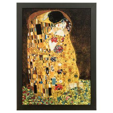 Obraz POCAŁUNEK GUSTAW KLIMT 56 x 76 cm NIELSEN