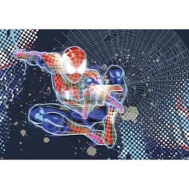 Fototapeta SPIDER-MAN NEON 127 x 184 cm