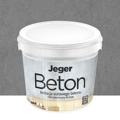 Efekt dekoracyjny BETON 14 kg Roma JEGER