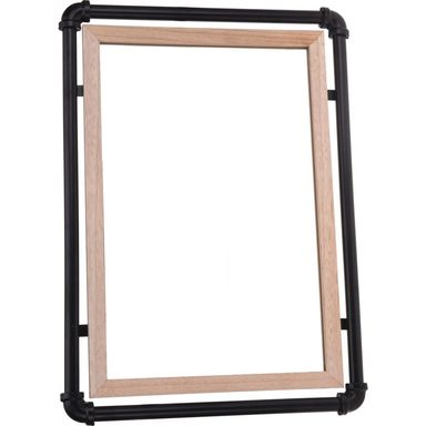 Lustro w podwójnej ramie 40 x 53.5 cm