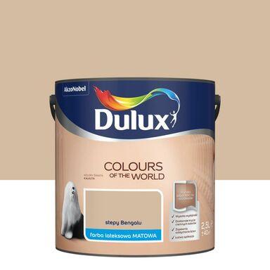 Farba Dulux Kolory świata Stepy Bengalu 2.5 l
