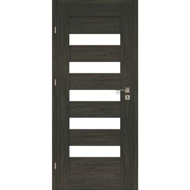 Skrzydło drzwiowe BERGAMO  80 Lewe VOSTER