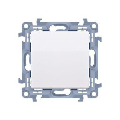 Włącznik pojedynczy SIMON 10  Biały  SIMON