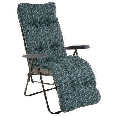 Fotel ogrodowy MALAGA PLUS PATIO antracytowy