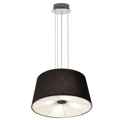 Lampa wisząca BALI czarna 4 x E27 LIGHT PRESTIGE