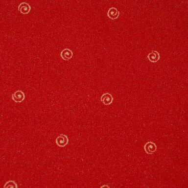 Wykładzina dywanowa CHIC czerwona 5 m