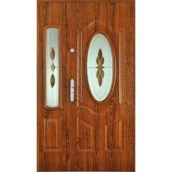 Drzwi zewnętrzne do domu, mieszkania