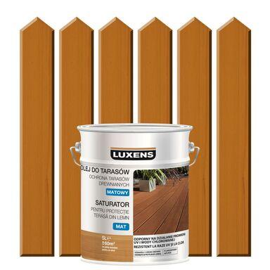 Olej do drewna SATURATOR 2.5 l LUXENS