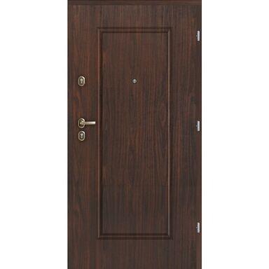 Drzwi wejściowe CALISTA ALMADA Orzech alpejski 90 Prawe LOXA