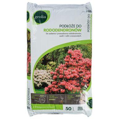 Podłoże do rododendronów, azalii i roślin kwasolubnych 50 l GEOLIA