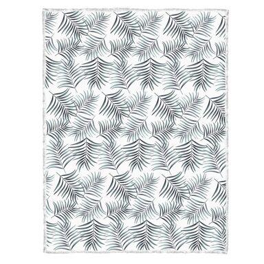 Koc Missisipi biały 150 x 200 cm