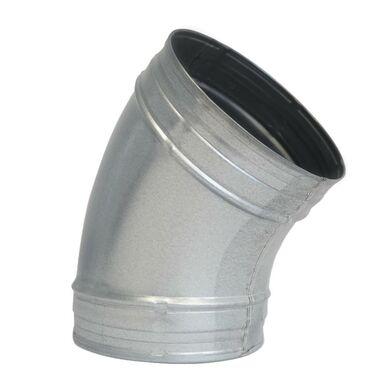 Kolanko wentylacyjne 45° 200 mm SPIROFLEX