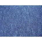 Wykładzina dywanowa TURBO niebieska 4 m