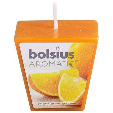 Świeca zapachowa AROMATIC pomarańcza BOLSIUS