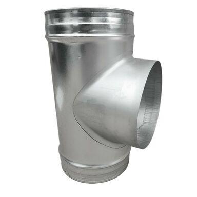 Trójnik kanału wentylacyjnego 90° 160 mm SPIROFLEX