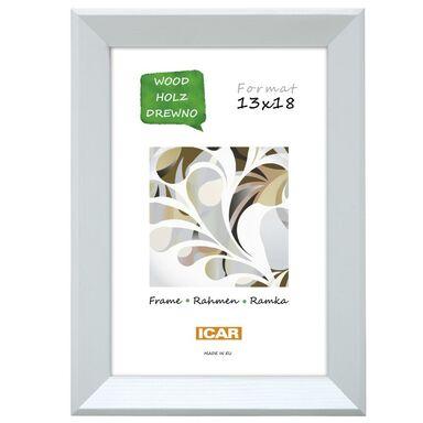 Ramka na zdjęcia Magic Color 13 x 18 cm biała drewniana
