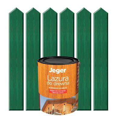 Lazura do drewna 0.4 l  509 JEGER