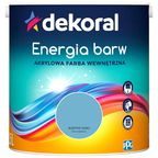 Farba Dekoral Energia barw Błękitne Niebo 2.5 l
