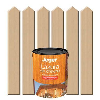 Lazura do drewna 0.4 l  518 JEGER