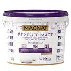 Farba wewnętrzna PERFECT MATT 10 l Biała MAGNAT