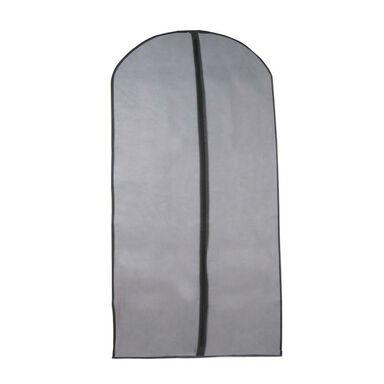 Pokrowiec na ubrania SZARY MEN 60 x 135 x 1 cm