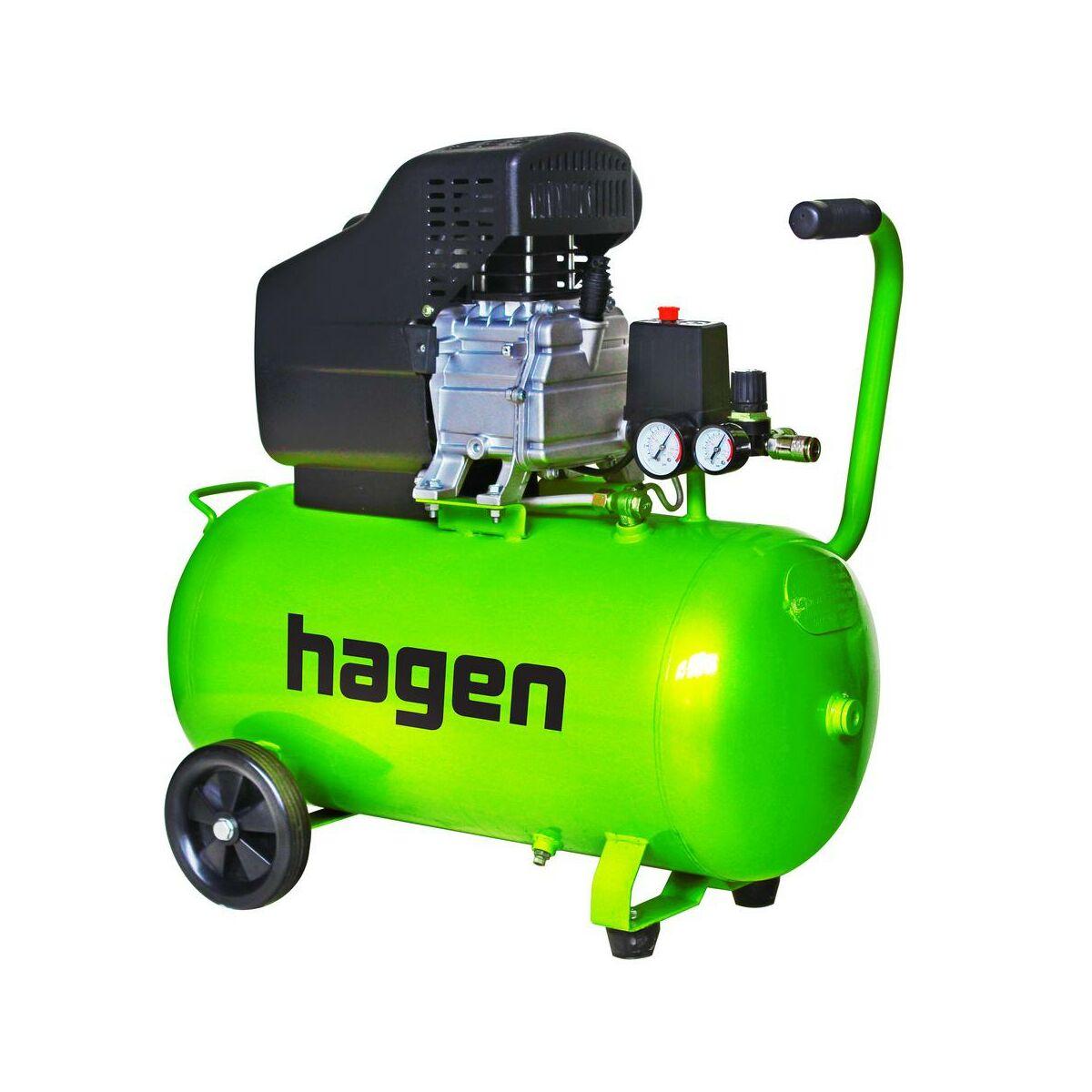 Kompresor Olejowy Ttdc50l 50 L 8 Bar Hagen Kompresory W Atrakcyjnej Cenie W Sklepach Leroy Merlin