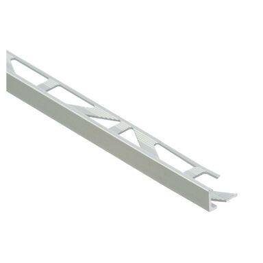 Profil wykończeniowy ZEWNĘTRZNY KĄTOWY aluminiumszer. 8 EASY LINE